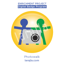Badge: Photowalk