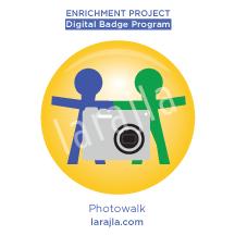 Badge: Photowalk