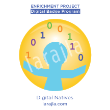 Badge: Digital Natives