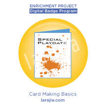 Badge: Card Making Basics