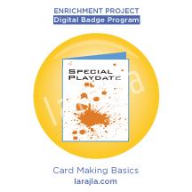 Badge: Card Making Basics