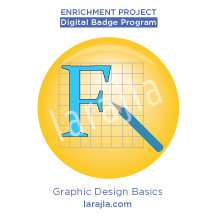 Badge Program: Graphic Design