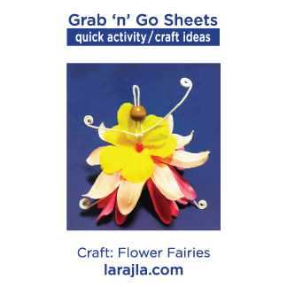 Grab 'N' Go: Flower Fairy