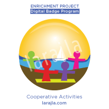 Badge: Cooperative Activities