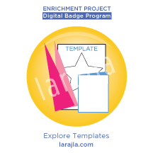 Badge: Explore Templates