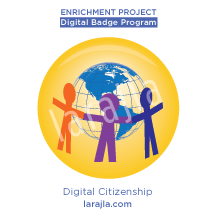 Badge: Digital Citizenship